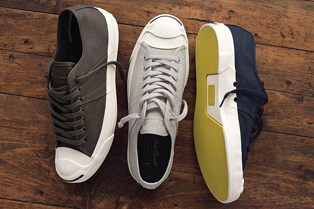MACKINTOSH x CONVERSE Jack Purcell - Johnny | Release Info | FreshnessMag.com