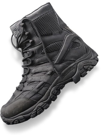 "Moab 2 8"" Tactical Waterproof Boot - Black"