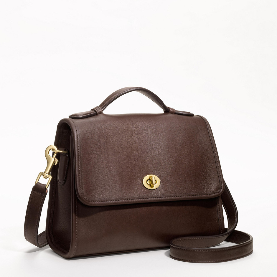 Preorder Coach COURT BAG STYLE NO. 9870 - Coach การันตีถูกที่สุด ของแท้ 100% : Inspired by LnwShop.com