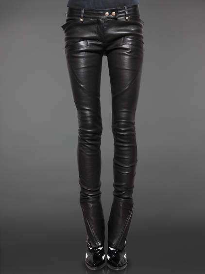BALMAIN TROUSERS - ANTONIOLI OFFICIAL WEBSITE