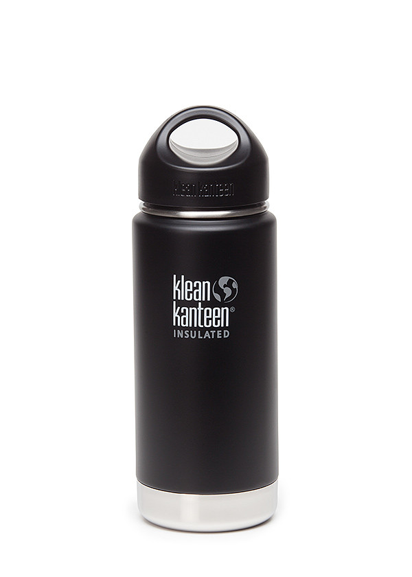 Klean Kanteen Insulated 16oz Stainless Steel Bottle, Mug, Thermos