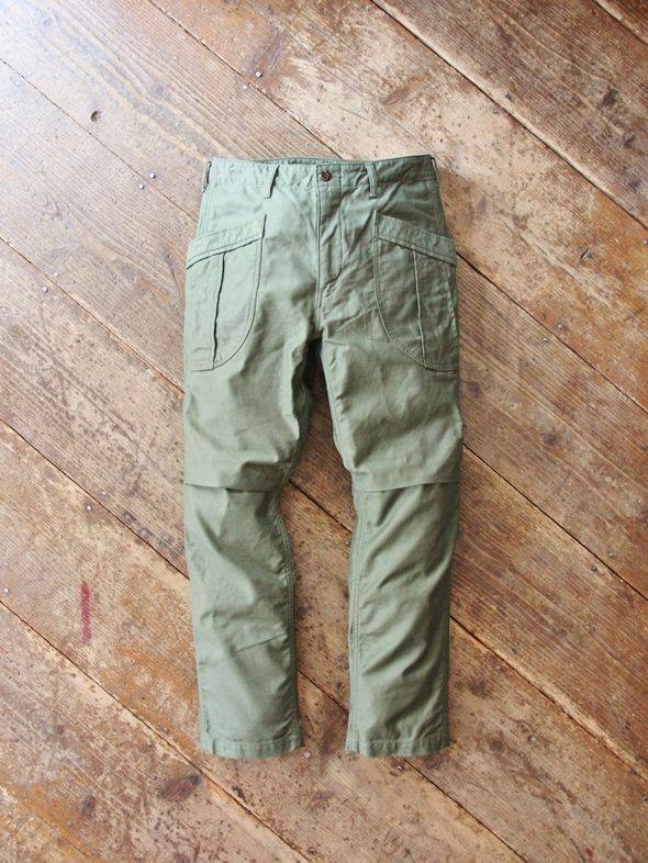 A VONTADE - Fatigue Trousers in store now!! : CITYLIGHTS