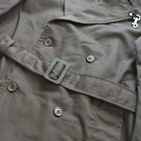 PEEL&LIFT: military trench
