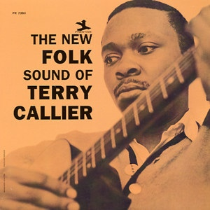 Terry Callier - The New Folk Sound Of Terry Callier at Discogs