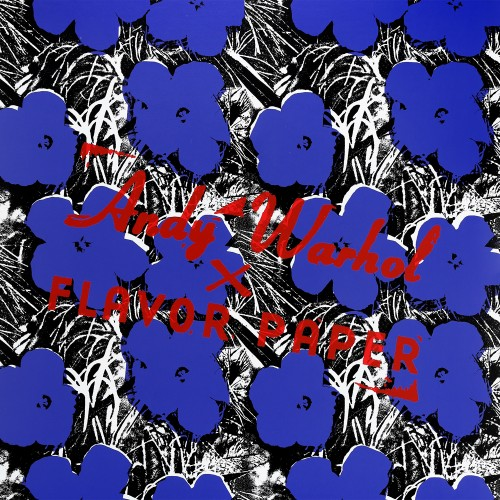 """colette FLAVOR PAPER x ANDY WARHOL x COLETTE """"Andy Warhol"""" wallpaper"""