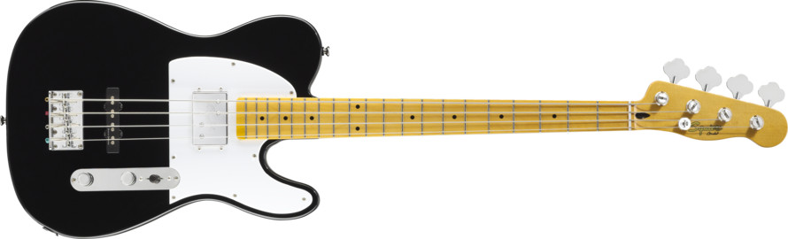 Vintage Modified Telecaster® Bass Special | Telecaster® Bass Guitars | Fender® Bass Guitars