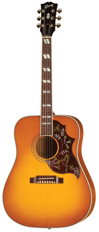 Gibson Acoustic Models 2009 - Hummingbird
