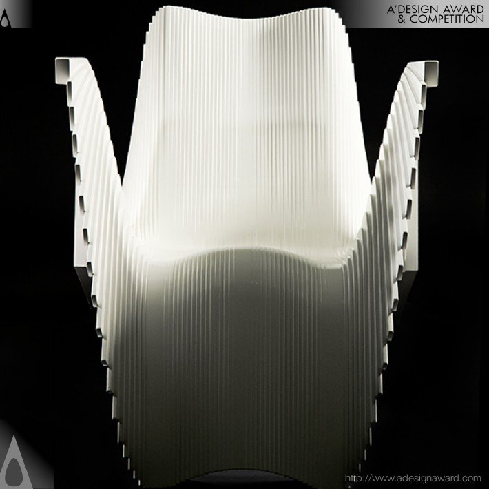 A' Design Award and Competition - Images of The Monroe Chair by Alexander White