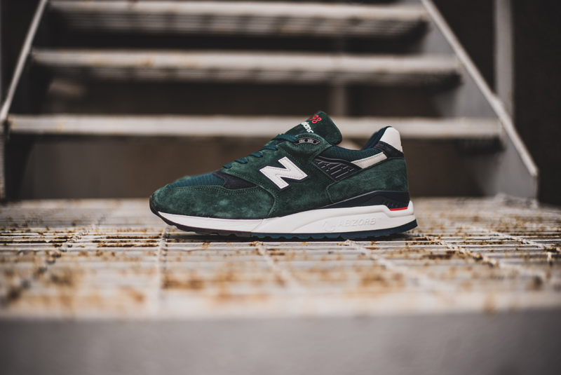 New Balance Made in USA M998CHI & M998CPL | Hanon