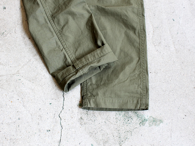 orSlow US ARMY FATIGUE 商品詳細 Strato