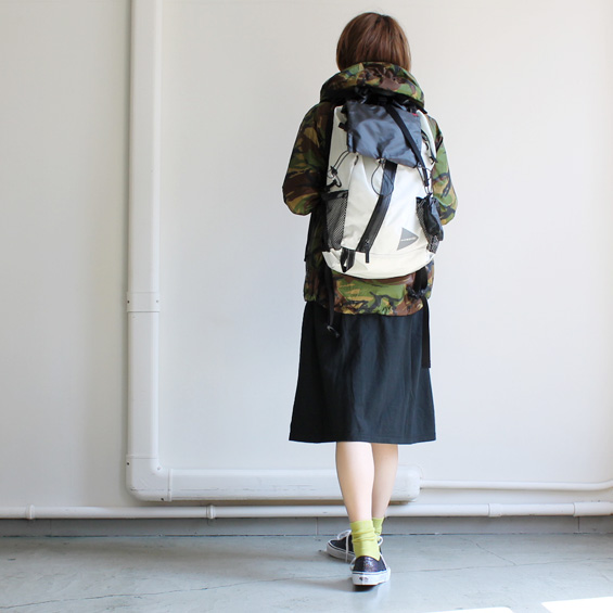 and wander / 30L backpack(ショルダーバッグ) - ZOZOTOWN
