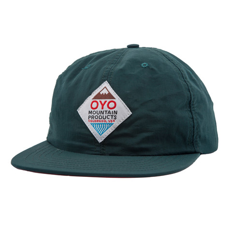 Nylon Camp Hat | Oyo Mountain Products