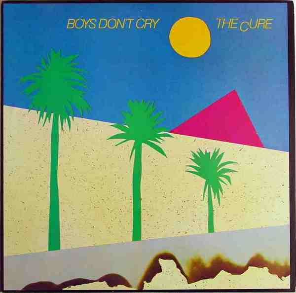Images for Cure, The - Boys Don't Cry