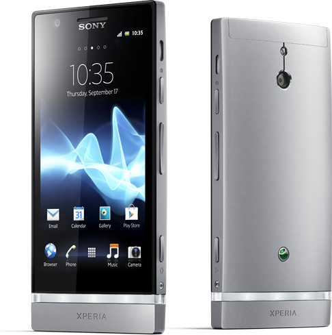 Xperia P | Android Phone - Sony Smartphones (Global UK English)