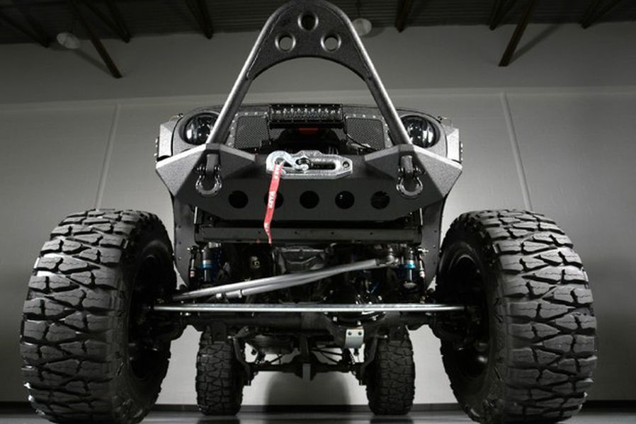 Full Metal Jacket Edition 2013 Jeep Wrangler | Cool Material