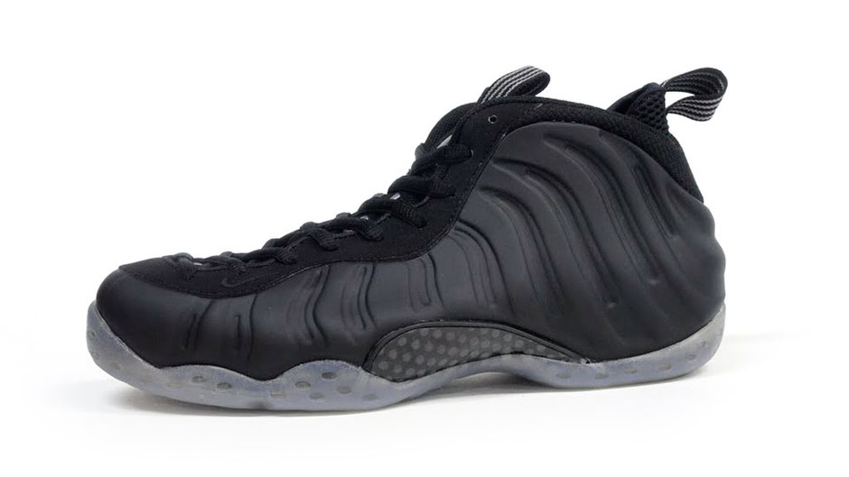 AIR FOAMPOSITE ONE 「LIMITED EDITION for NONFUTURE」 BLK/BLK/SLV ナイキ NIKE   ミタスニーカーズ ナイキ・ニューバランス スニーカー 通販