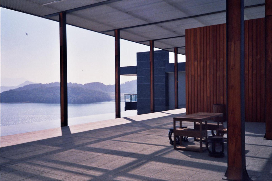Design Study: The Lalu. Sun Moon Lake, Taiwan. By Kerry Hill Architect. 37A_0110 | Flickr - Photo Sharing!