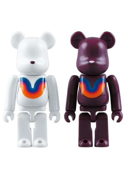 MEDICOM TOY - PANTON BE@RBRICK