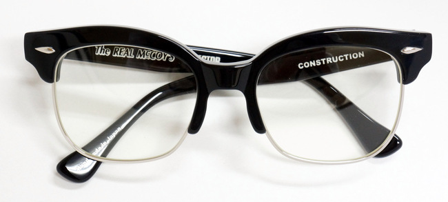 EFFECTOR® ×THE REAL McCOYS、ついにリリース | NEWS & TOPICS | EFFECTOR® -ROCK ON THE EYEWEAR-