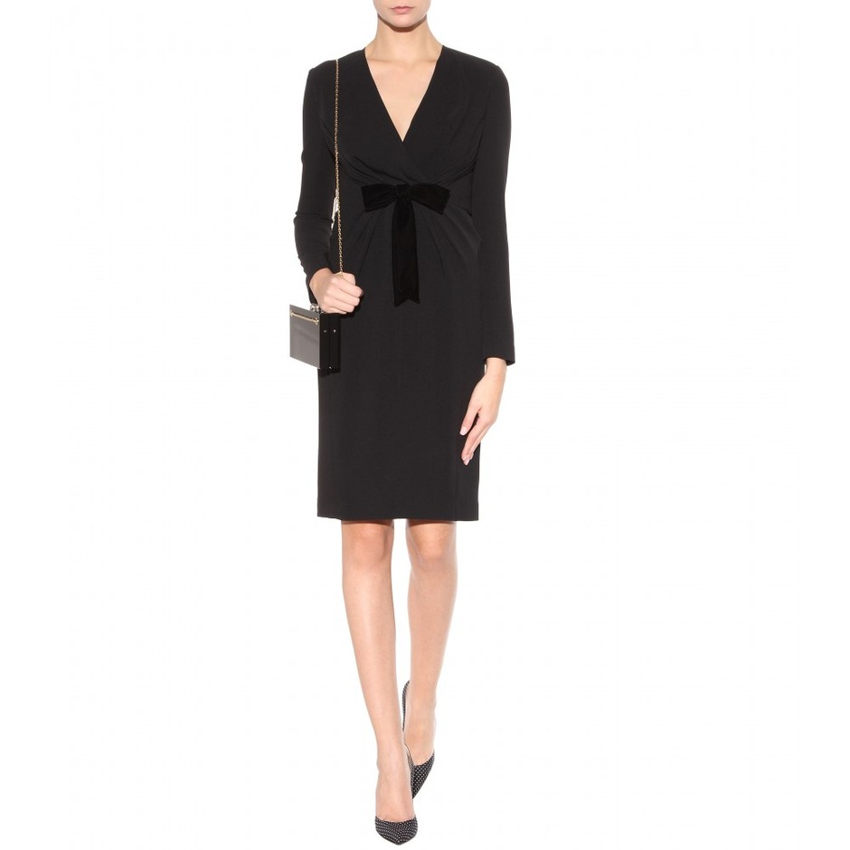 mytheresa.com - Aurora crepe dress - Current week - New Arrivals - Altuzarra - Luxury Fashion for Women / Designer clothing, shoes, bags