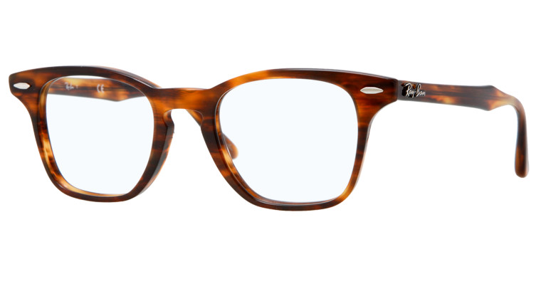 Ray-Ban Glasses - Collection Optical - RB5244 - 2144 | Official Ray-Ban Web Site - Japan