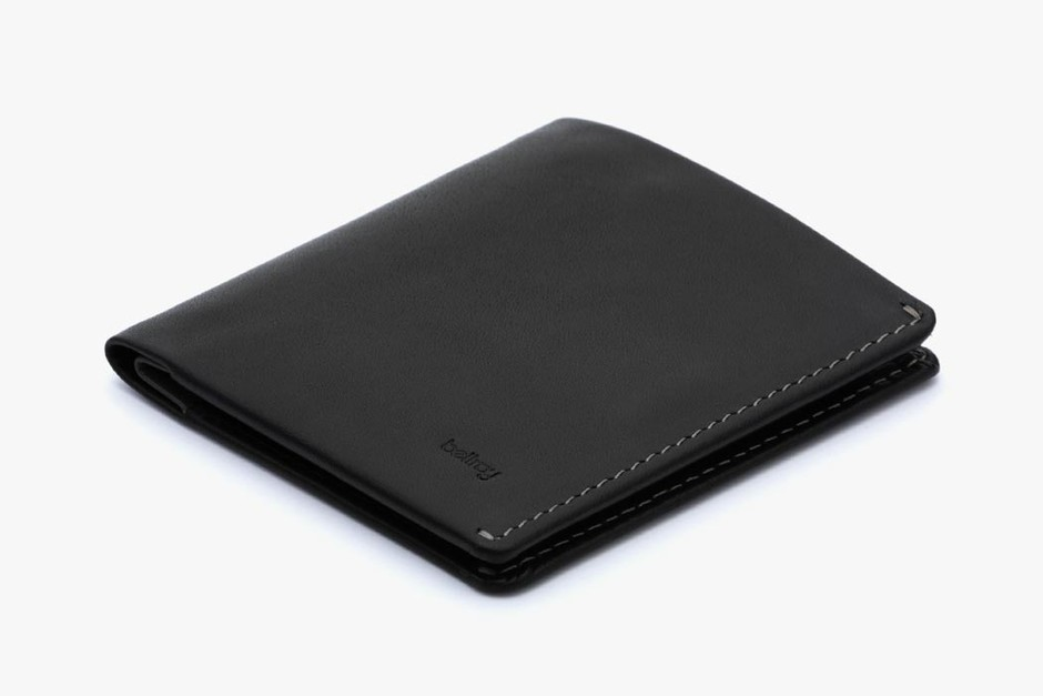 Note Sleeve - Slim Leather Wallets by Bellroy
