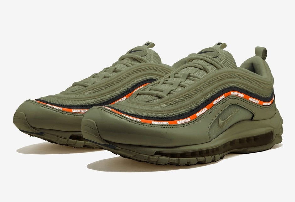 Three New Undefeated x Air Max 97 Drops for Holiday 2020 - HOUSE OF HEAT | Sneaker News, Release Dates and Features