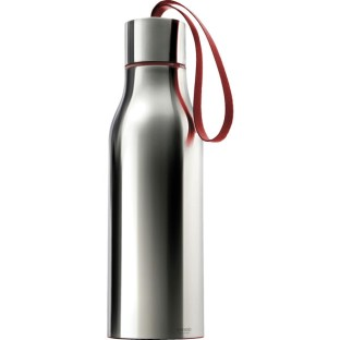 Picnic flask, brushed stainless steel, - Coffee, tea and carafes | EVA SOLO A/S