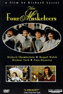 The Four Musketeers: Milady's Revenge (1974) - IMDb