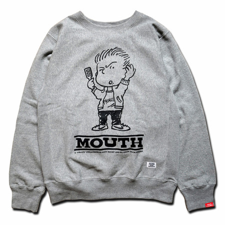 BOOTLEG MOUTH HEAVYWEIGHT SWEAT