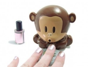 New Cute Monkey Nail Drier - Creative Gifts - Home & Office - FeelGift