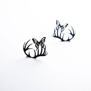 PAPERSELF — Small Deer&Butterfly