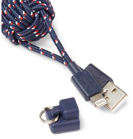 Native Union - USB Charger and Key Cable Set