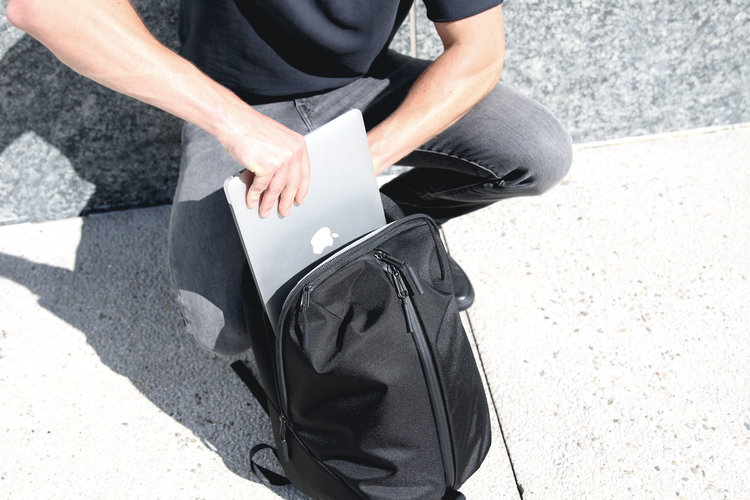 Fit Pack 2 - Black — Aer | Modern gym bags, travel bags and accessories designed for the city