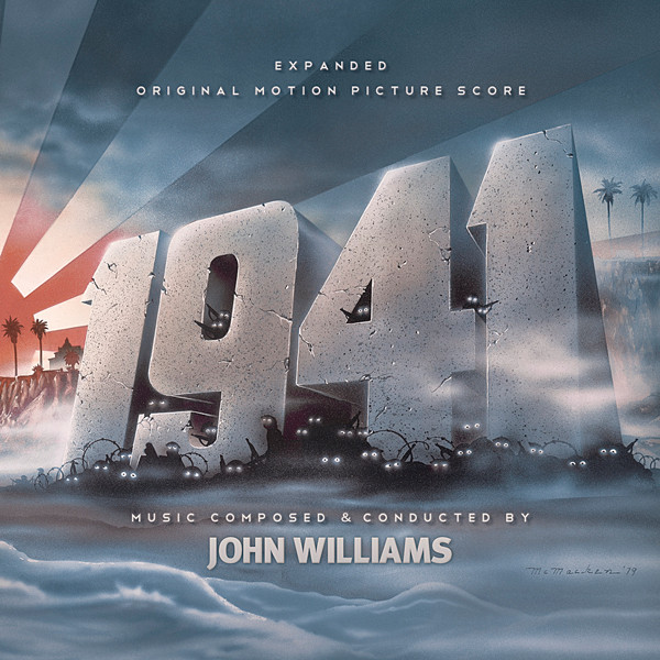 John Williams                                                             1941: Expanded Original Motion Picture Score
