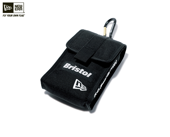 F.C.Real Bristol   PRODUCT   NEW ERA® AUTHENTIC LOGO MOBILE POUCH