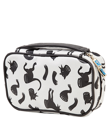 Rockwell by Parra - parra x sly make up pouch / Japan import