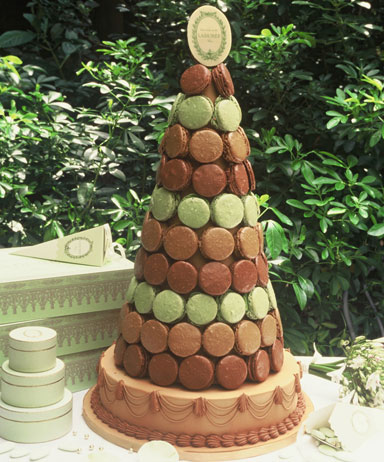 Laduree Macaron Tower | Flickr - Photo Sharing!
