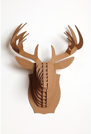 UrbanOutfitters.com > Giant Cardboard Taxidermy