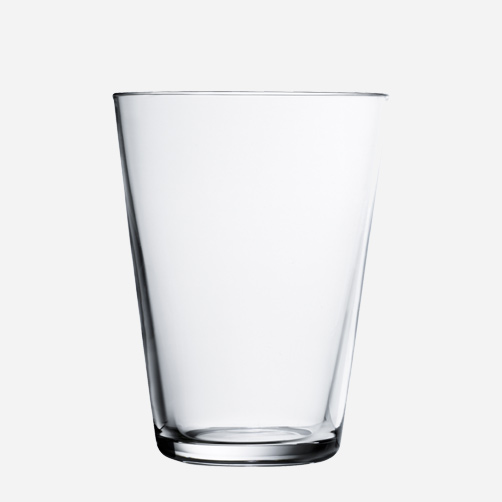 Iittala - Products - Drinking - Everyday drinking - Glass 40 cl clear