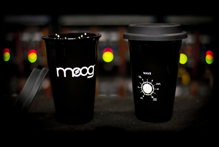 Moog Travel Mug | Moog Music Inc