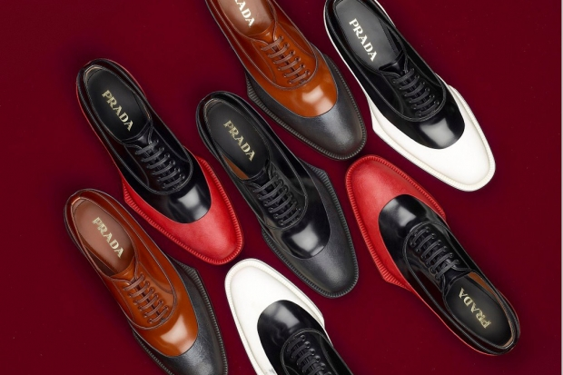 Prada 2012 Fall/Winter Lace-Up Shoes   Hypebeast