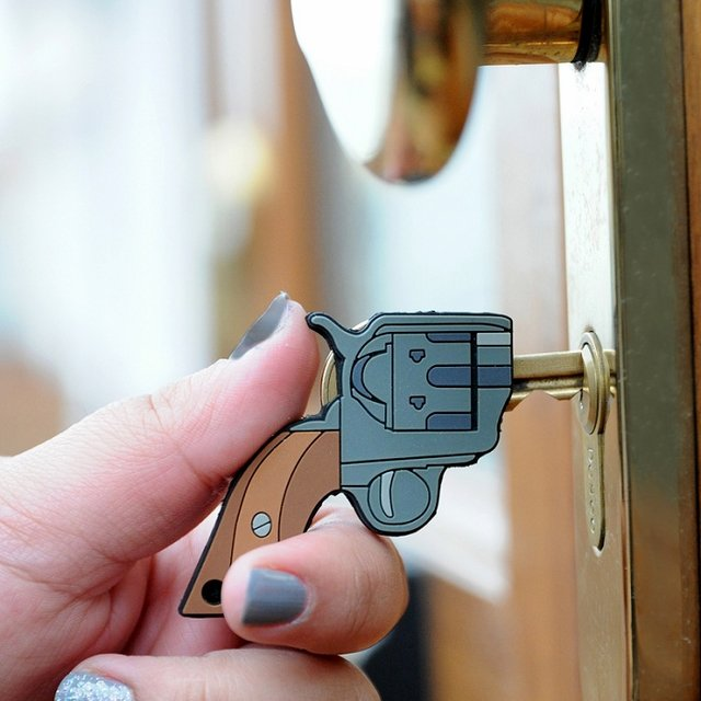 Fancy - Killer Keys Rubber Key Fobs