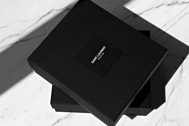A Look at New Saint Laurent Paris Packaging | Hypebeast