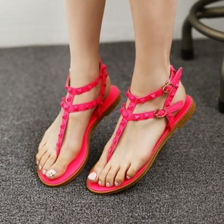 Luxe asian luxe asian women fashion style korean fashion sandals pumps flat shoes double Korean fashion style shoes