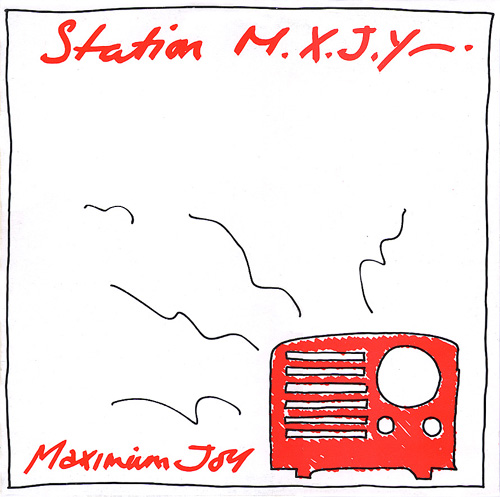 MAXIMUM JOY-MXYJ