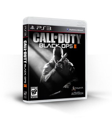 Pre-Order Call of Duty ®: Black Ops 2