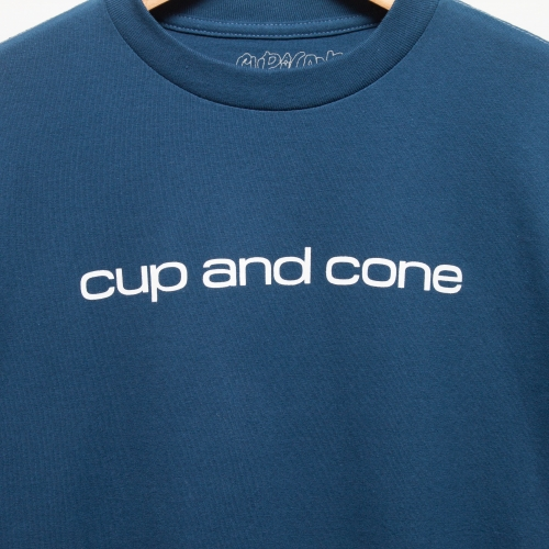 CD L/S - Dark Blue - cup and cone WEB STORE