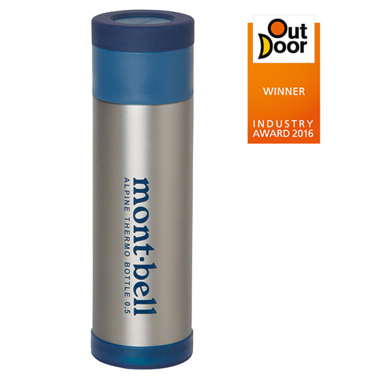 Alpine Thermo Bottle 0.5L | Gear | ONLINE SHOP | Montbell