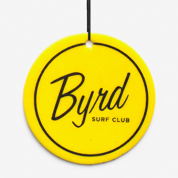 Salty Coconut Air Freshener – BYRD Hairdo Products